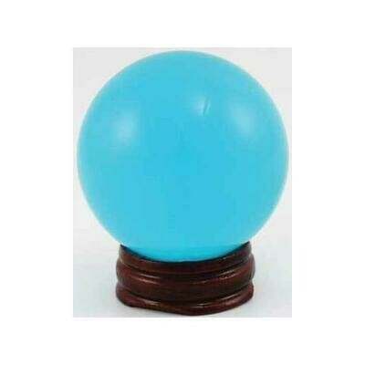 50mm Aqua gazing ball