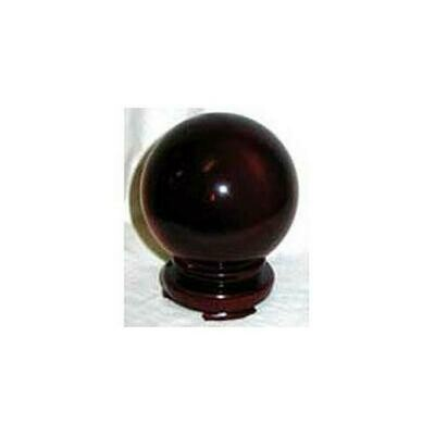 50mm Red gazing ball