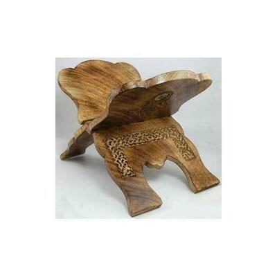 Moon Goddess Wooden book holder 15