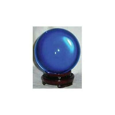 50mm Blue gazing ball