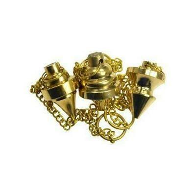 Brass pendulum (various)