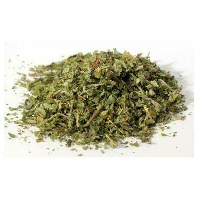 Damiana Leaf cut 1oz  (Turnera diffusa)