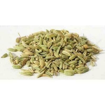 Fennel Seed 1oz  (Foeniculum vulgare)