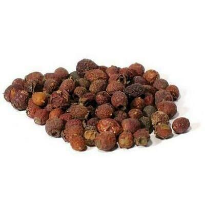 1 Lb Hawthorn Berries whole (Crataegus laevigata)