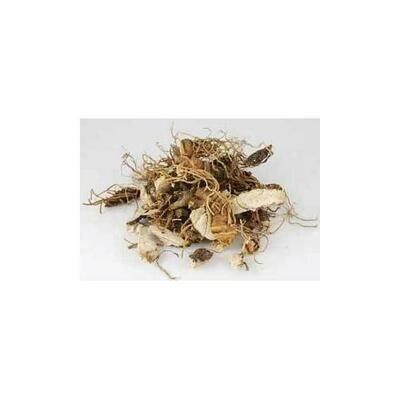 1 Lb Beth Root cut wild crafted (Trillium pendulum)
