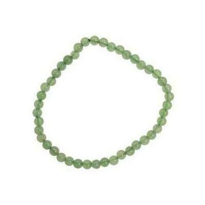 4mm Aventurine stretch bracelet