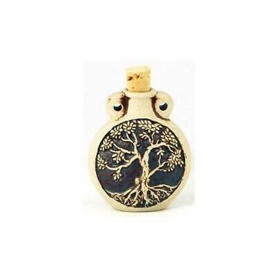 Tree of Life Oil Bottle