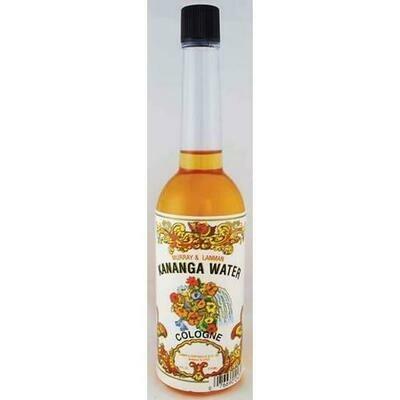 4 ounce Kananga water cologne