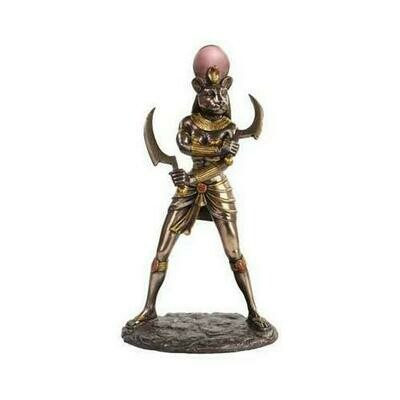Sekhmet statue 11 1/2