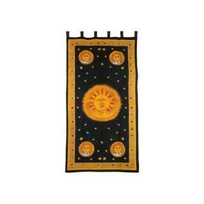 Sun God curtain 44