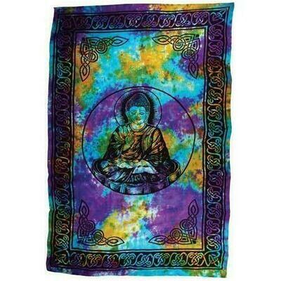 Buddha tapestry 72