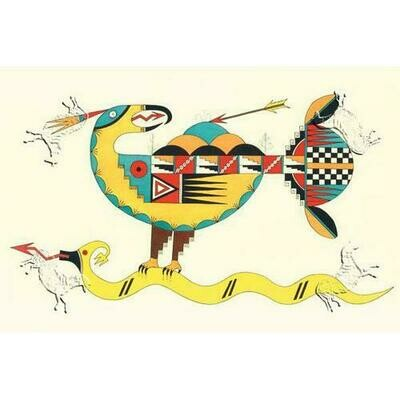 Checkered Thunderbird