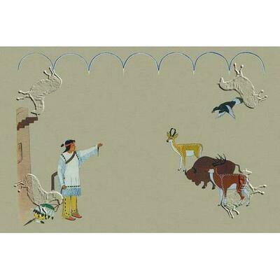 Montezuma and the Animals