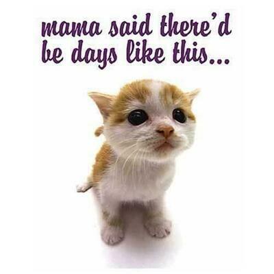 Mama Said...