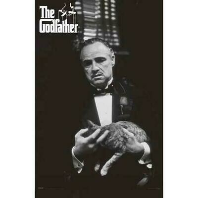 The Godfather Cat