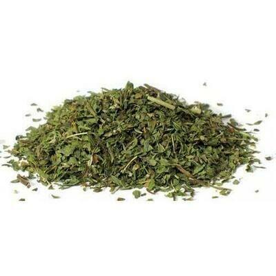 Spearmint cut 2oz (Mentha spicata)