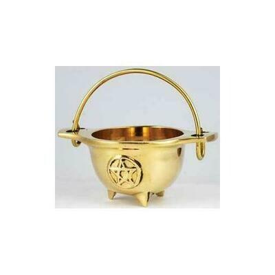 Brass Cauldron 3