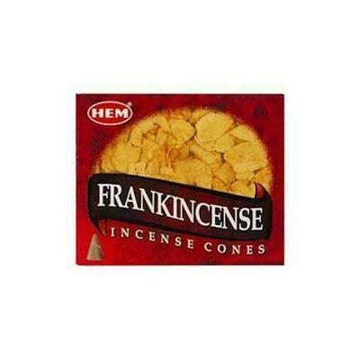 Frankincense HEM cone 10 cones