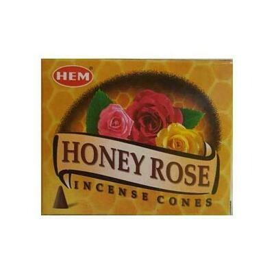 Honey Rose HEM cone 10 cones