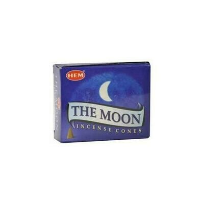 Moon HEM cone 10 cones