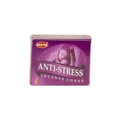 Anti-Stress HEM cone 10 cones
