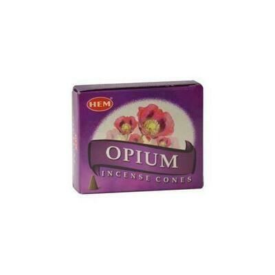 Opium HEM cone 10 cones