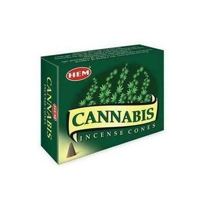 Cannabis HEM cone 10 cones