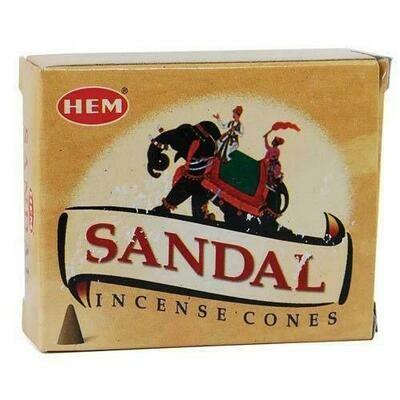 Sandal HEM cone 10 cones