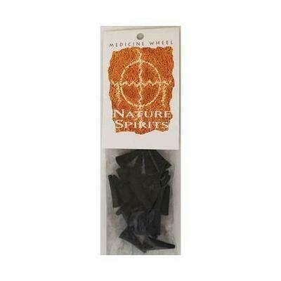 Sweetgrass medicine wheel cone 20 pack