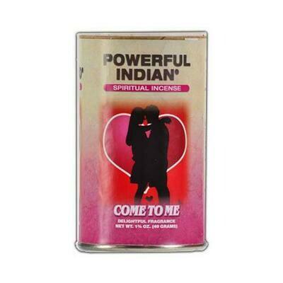 1 3/4 oz Come To Me powder incense