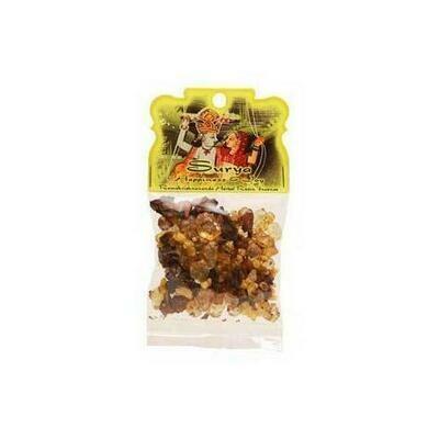1.2oz Surya resin incense