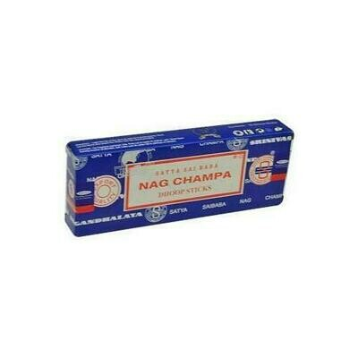 Nag Champa dhoop incense 15gm