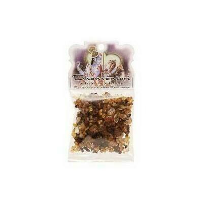 1.2oz Dhanvantari resin incense