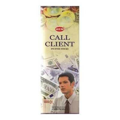 Call Client HEM stick 20 pack
