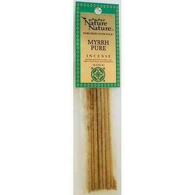 Myrrh nature nature stick 10 pack