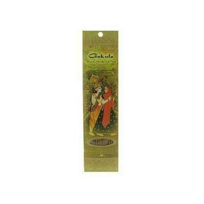 Gokula incense stick 10 pack