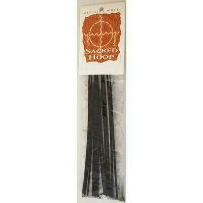 Spirit Path medicine wheel stick incense 12 pack