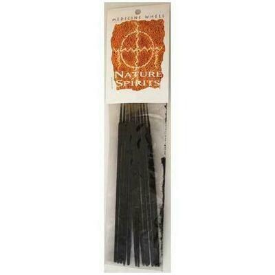 Western Sage medicine wheel stick incense 12 pack