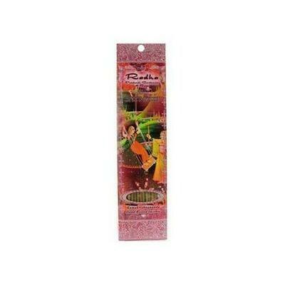 Radha incense stick 10 pack