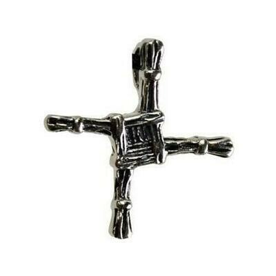 Brigid's Cross sterling