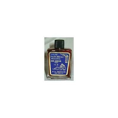 Patchouli  oil 1 ounce with root