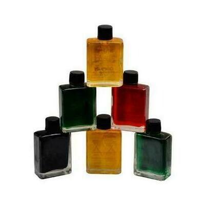 Patchouli oil 4 dram