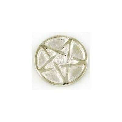 Pentagram altar Coin 1 1/4