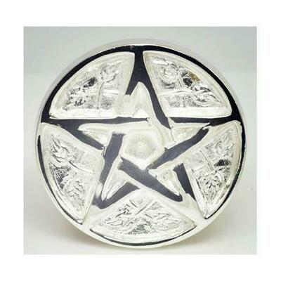 Pentagram altar tile 3