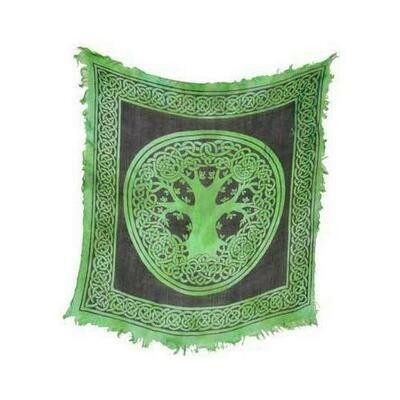 Tree of Life altar cloth 18