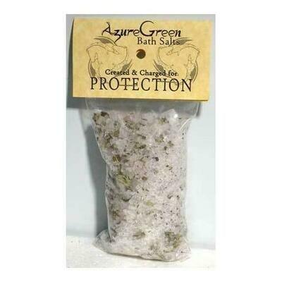5 oz Protection Bath Salts