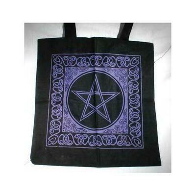 Celtic Pentacle Bag