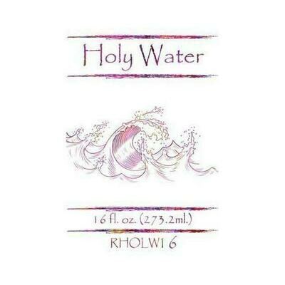 16oz Holy Water