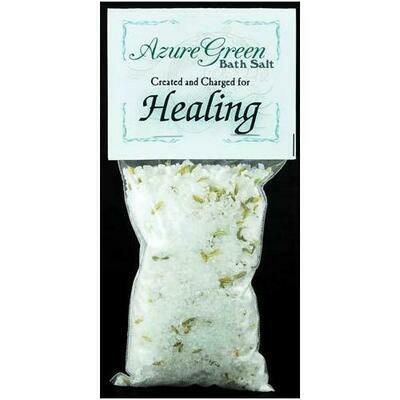 5 oz Healing bath salts
