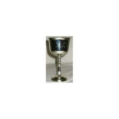 Triple Goddess chalice 5 1/2